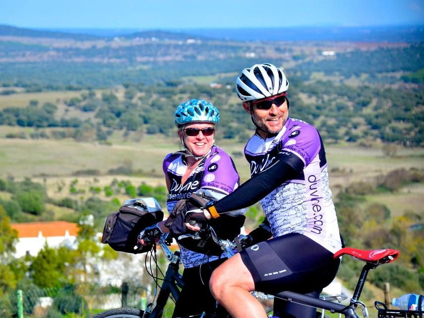 Cycling In The Alentejo