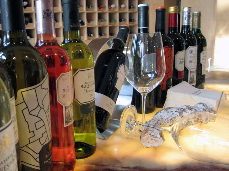 Rioja Wine A3D1