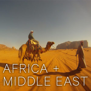 Africa and Middle East Bike Tours