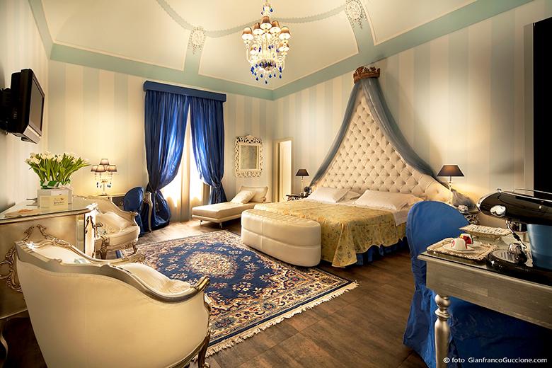 Antica Badia Room
