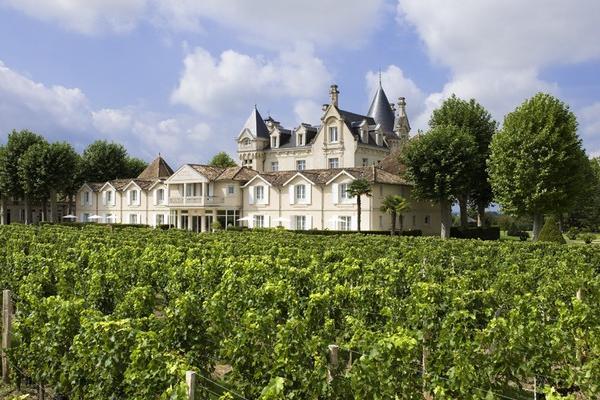 Ch Teau Grand Barrail Vines