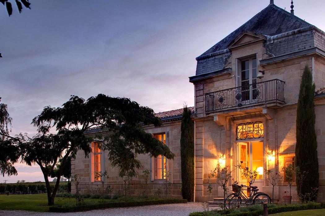 Chateau Cordeillan Bages Hotel