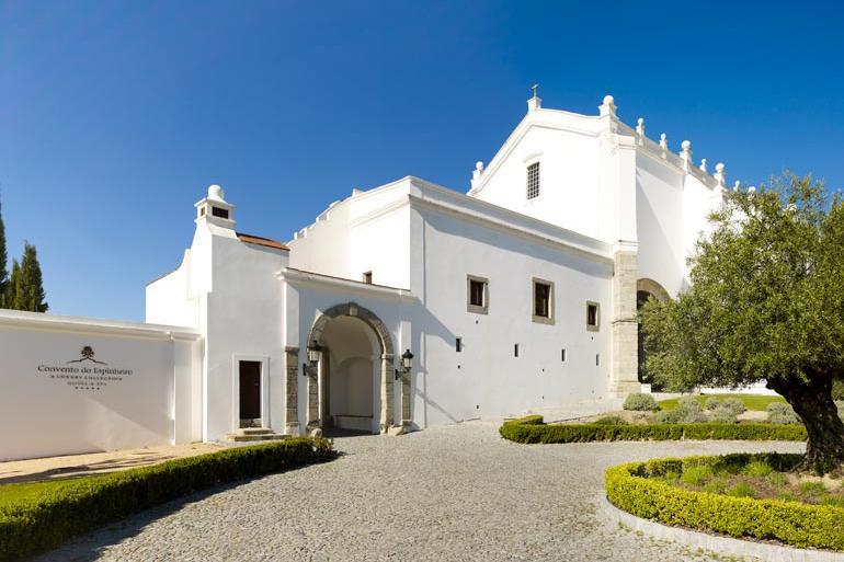 Convento Do Espinheiro Exterior 3CCF