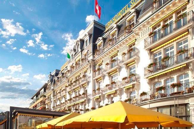 Hotel Suisse Majestic