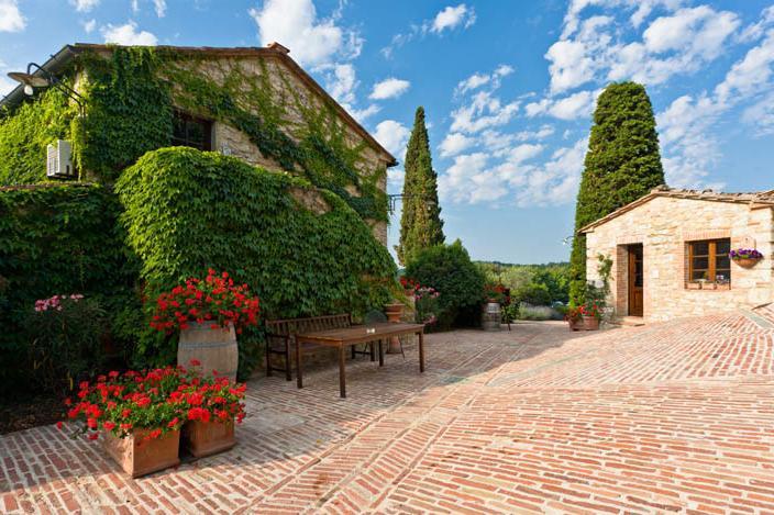 Il Borgo di Vescine Hotel in Chianti
