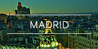 Madrid City Guide Thumbnail Template