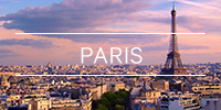Paris City Guide Thumbnail Template
