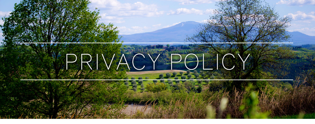 Privacy Policy Header Image