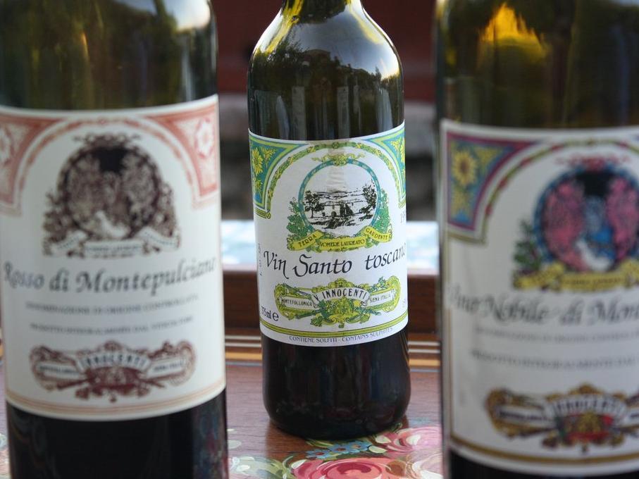 Innocenti S Wines