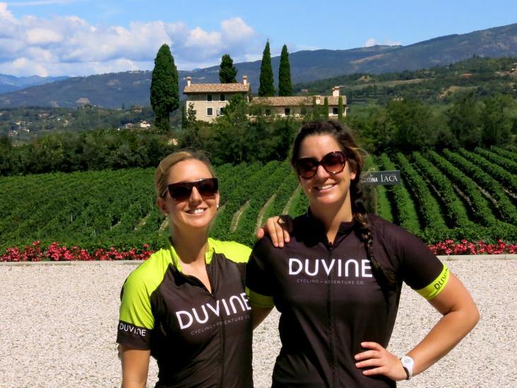 Laurens Verona and Lake Garda Cycling Tour Adventure