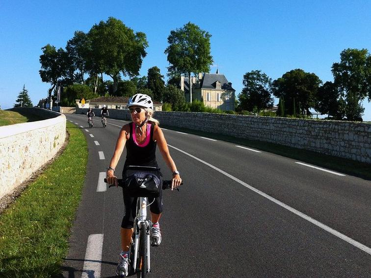 Best Beginner Bike Tours France