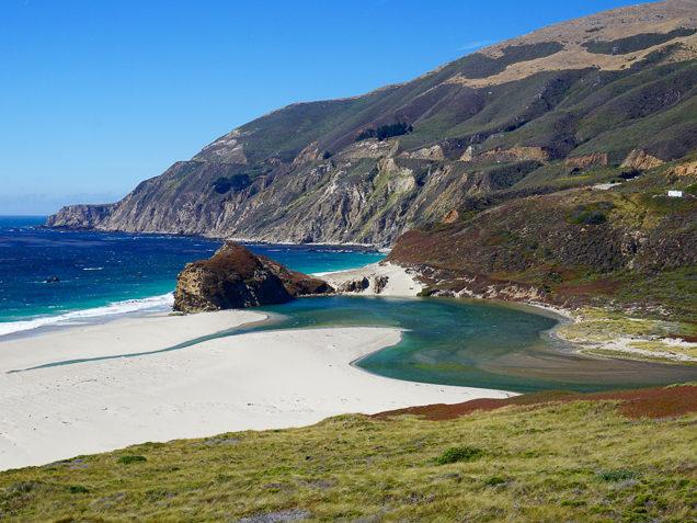 California Coast Bike Tour Duvine