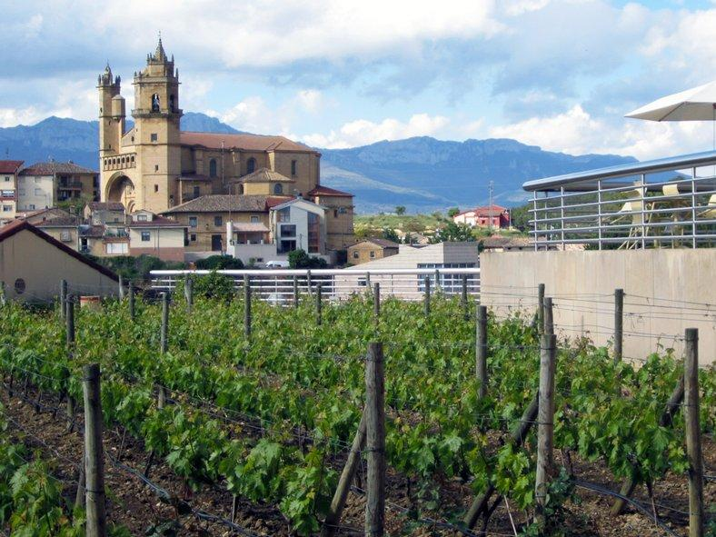 Views Of Rioja Spain Cycling Adventure