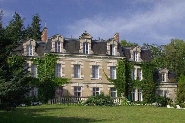 Chateau Des Tertres Exterior