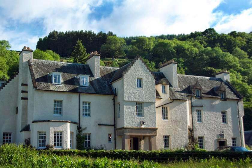 Fortingall Hotel Exterior Full