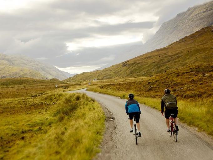 Scotland Bike Tour BB48