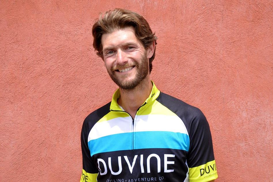 Olivier Girault Bike Tour Guide
