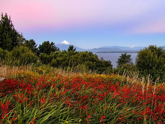 Lake Llanquihue Chile