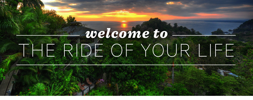 Costa Rica Bike Tours Header Image