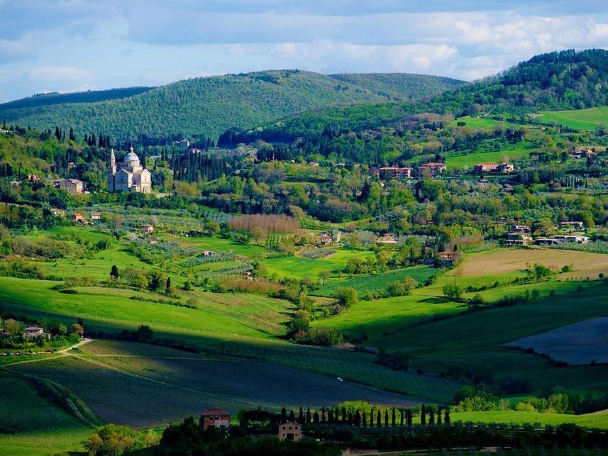 Tuscany Bike Tour C25B