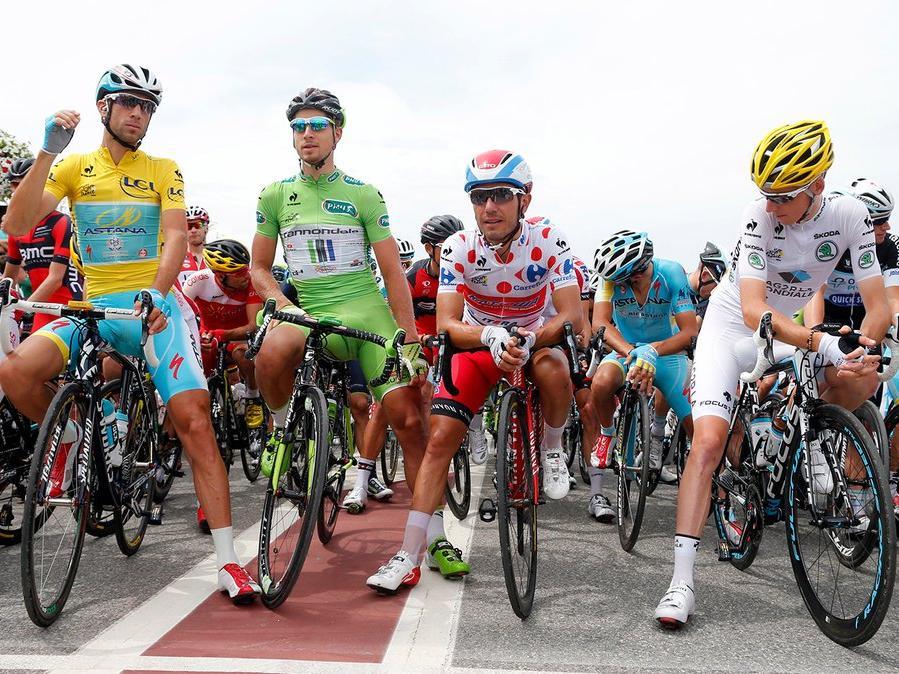 2015 Tour de France Bike Tour
