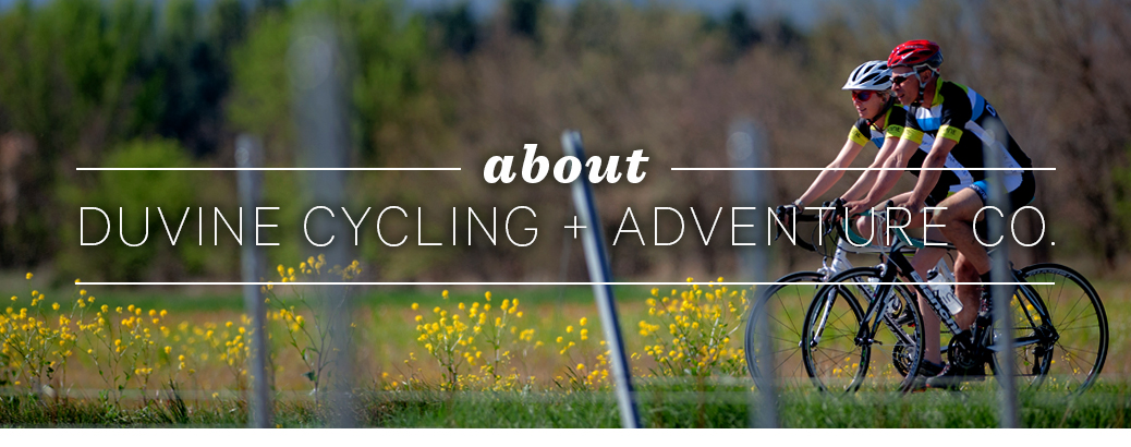 About DuVine Cycling and Adventure Co 108B
