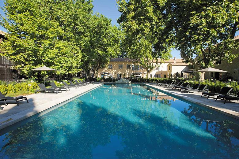 Domaine de Manville Pool 780