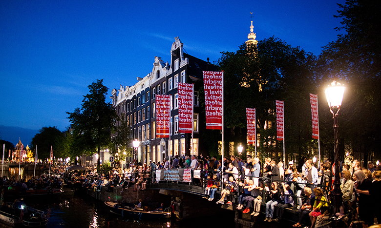 Festivals in Holland in 2016: Canal Festival