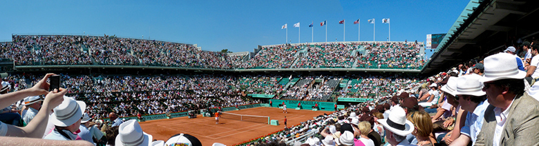 Festivals in France in 2016 - French Open