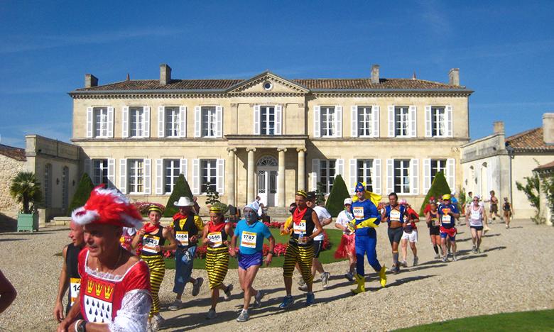 Festivals in France in 2016: Medoc Marathon