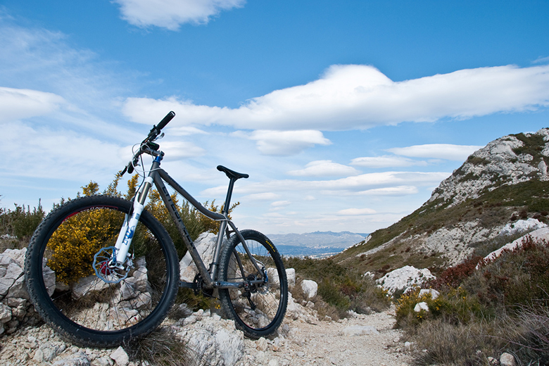 Mountain Biking in Marseille