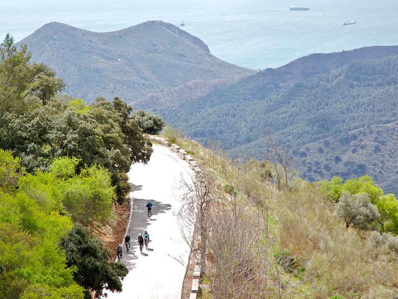 Best Coastal Rides: Andalucia