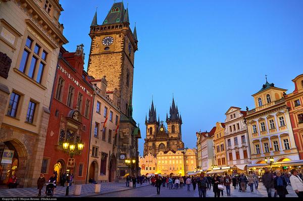 Prague Thumb