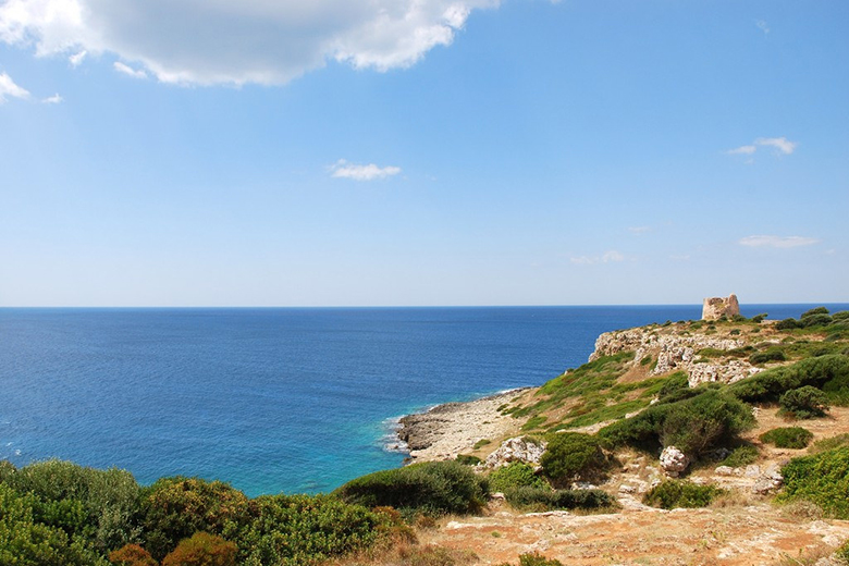 Best Coastal Bike Ride: Puglia