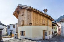 Sutrio - Albergo Diffuso Borgo Soandri - Progetto GAST Comunita Ospitale - ALLOGGI - Foto Elia Falaschi © 2014 - http://ww.eliafalaschi.it