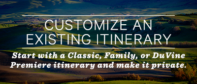 Customize An Existing Itinerary3