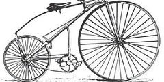 Invention of the Safety Bike – 1880s