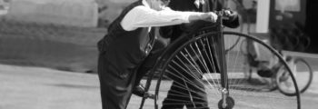 Penny-Farthing – 1870s