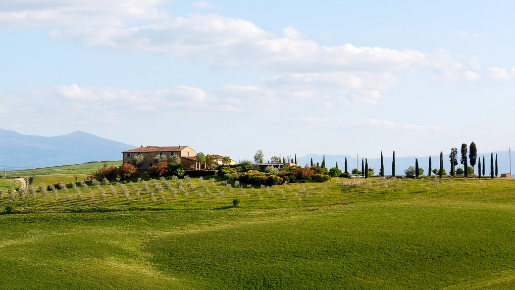 Tuscany Villa Bike Tour